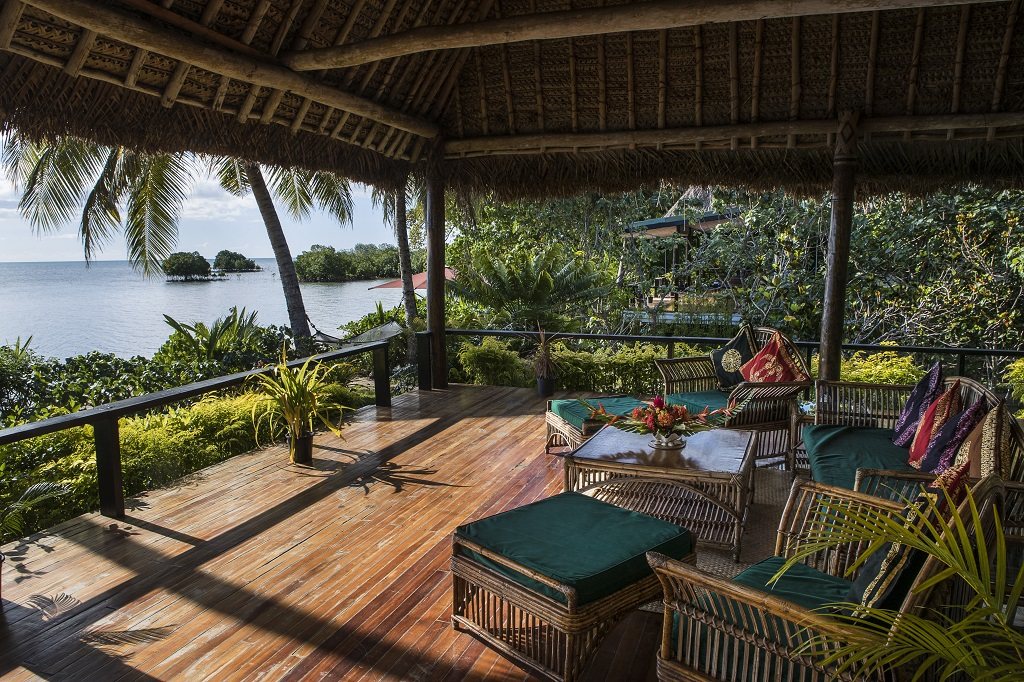 Nukubati terraza