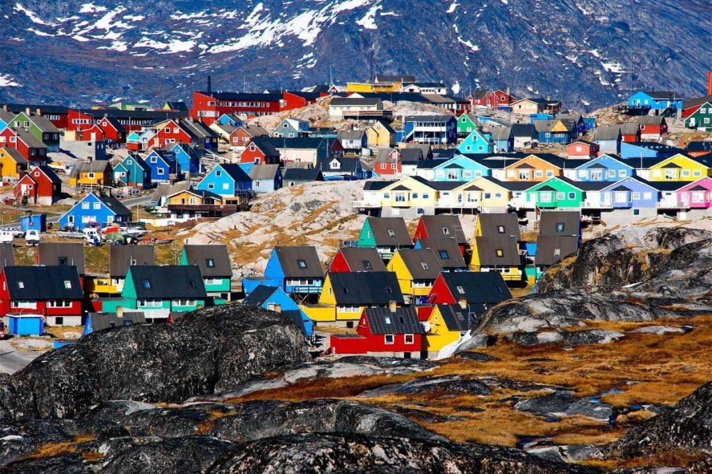 Vista de Nuuk